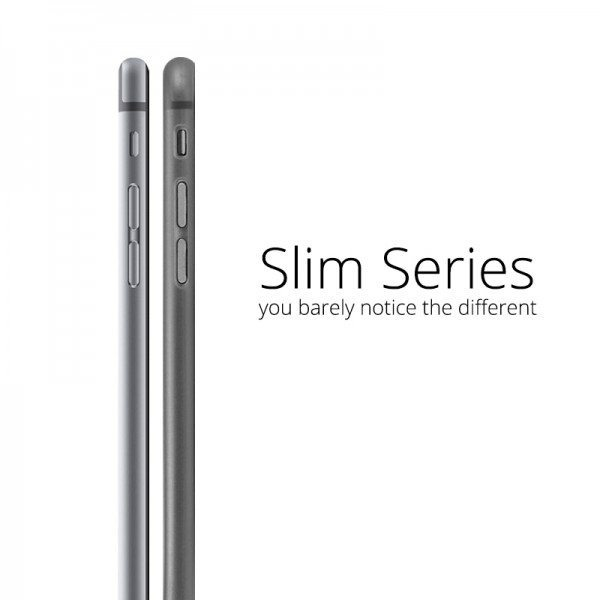 Slim Series 0.3mm Ultra Thin iPhone Case