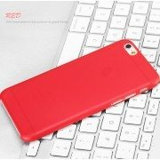 Red Slim Series 0.3mm Ultra Thin iPhone Case