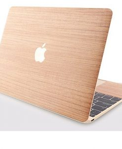 Rosewood MacBook Sticker