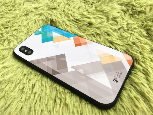 GALADO Edition Glass iPhone Case