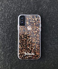 24k custom iphone case